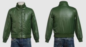 David Mayer Green Jacket