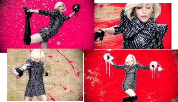 Madonna celeb-puzzle
