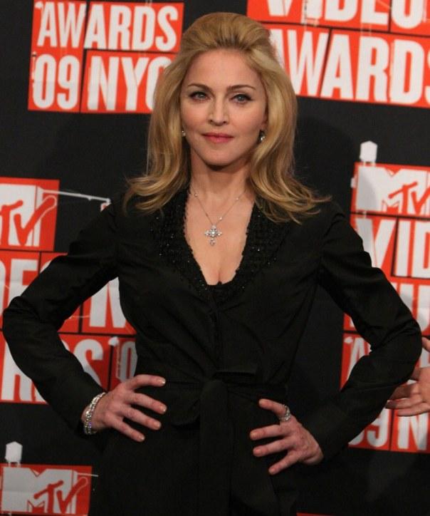 Madonna Mtv Vma 2009