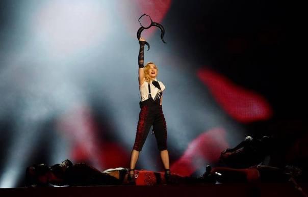 Madonna winner